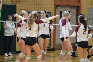 Capital High School Volleyball