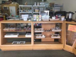 8 Arms Bakery food display