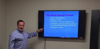 Academy Mortgage Brian home buyers class