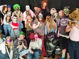Avanti Haunted House Class