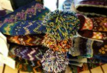 Belleza Ropa knit hats