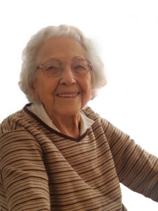 Eunice Whiting 100 years old