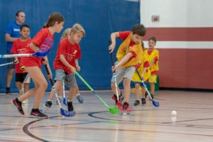 Floorball League Fun for all ages