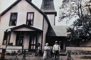 Hortense and Joe Farrington Bucoda, WA
