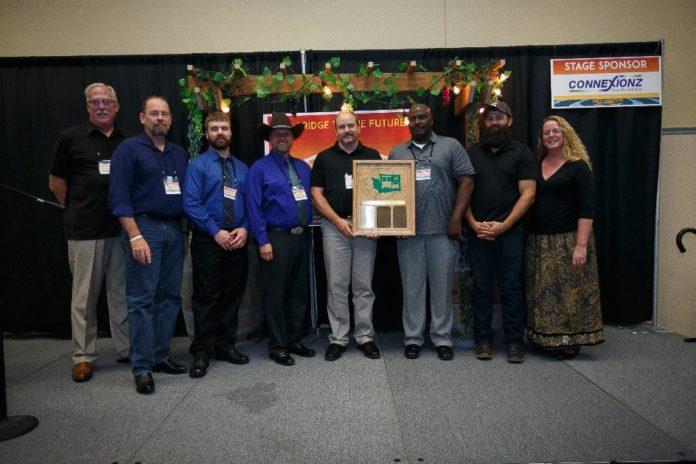 Intercity Transit Grand Champion Award 2018