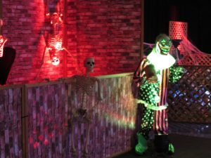 Little Creek Casino Resort Halloween Scary Fun