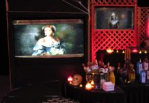 Little Creek Casino Resort Halloween libations