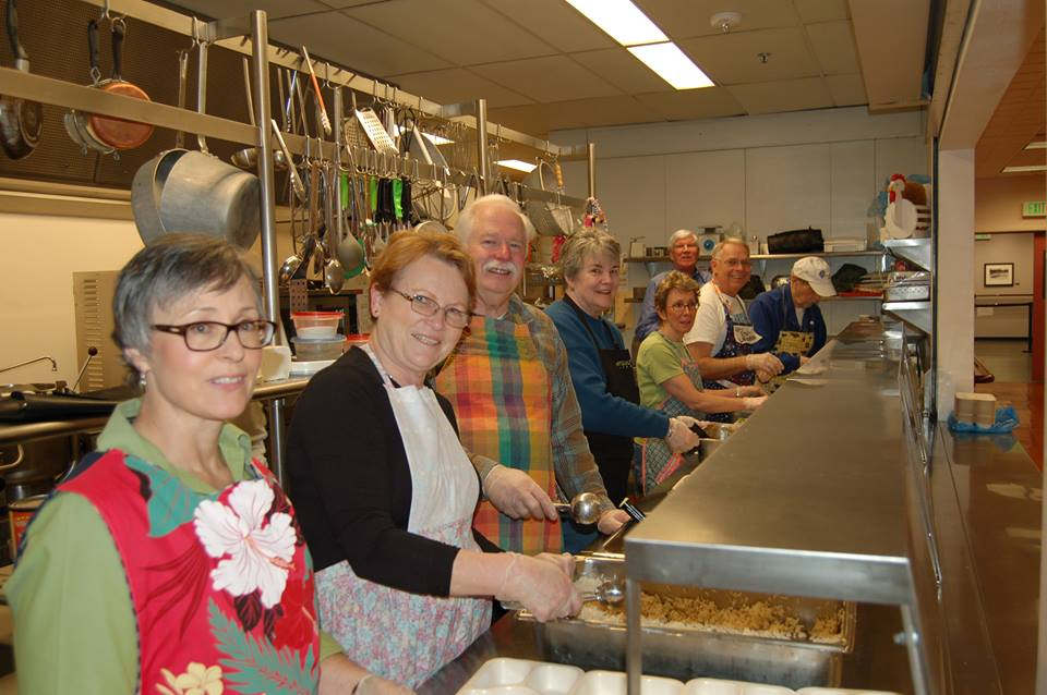 Meals on Wheels Volunteers