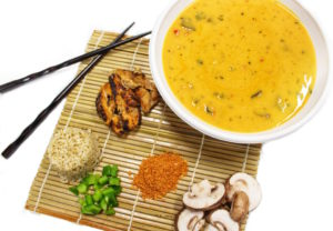 MiSo 3 New Thai soup