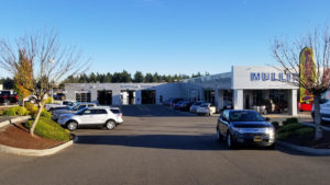 Mullinax Ford Of Olympia Service Drive Blue Skies