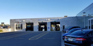 Mullinax Ford Of Olympia Service Drive Convinient