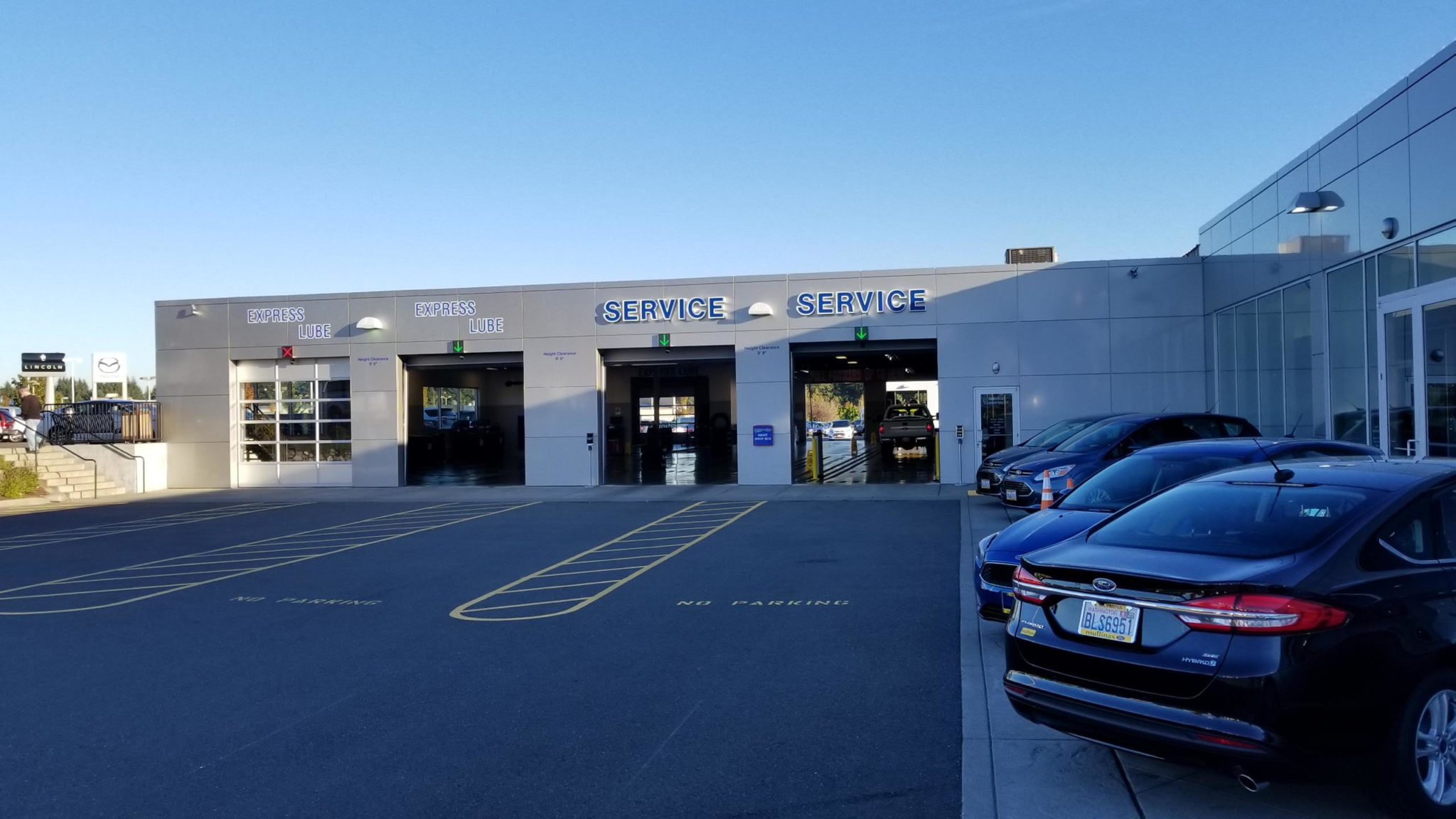 Mullinax Ford Olympia >> Cruise Into The Service Drive At Mullinax Ford Of Olympia Thurstontalk