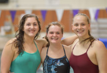 North Thurston girls swimmiing 1