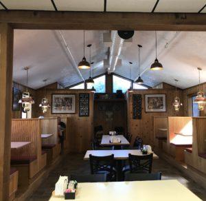 Northwest Sausage & Deli Added Restaurant Seating