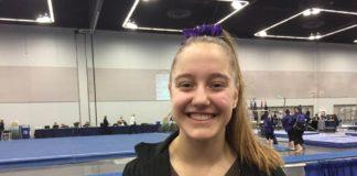 Olympia Orthopaedic Associates Emily Lackey gymnast
