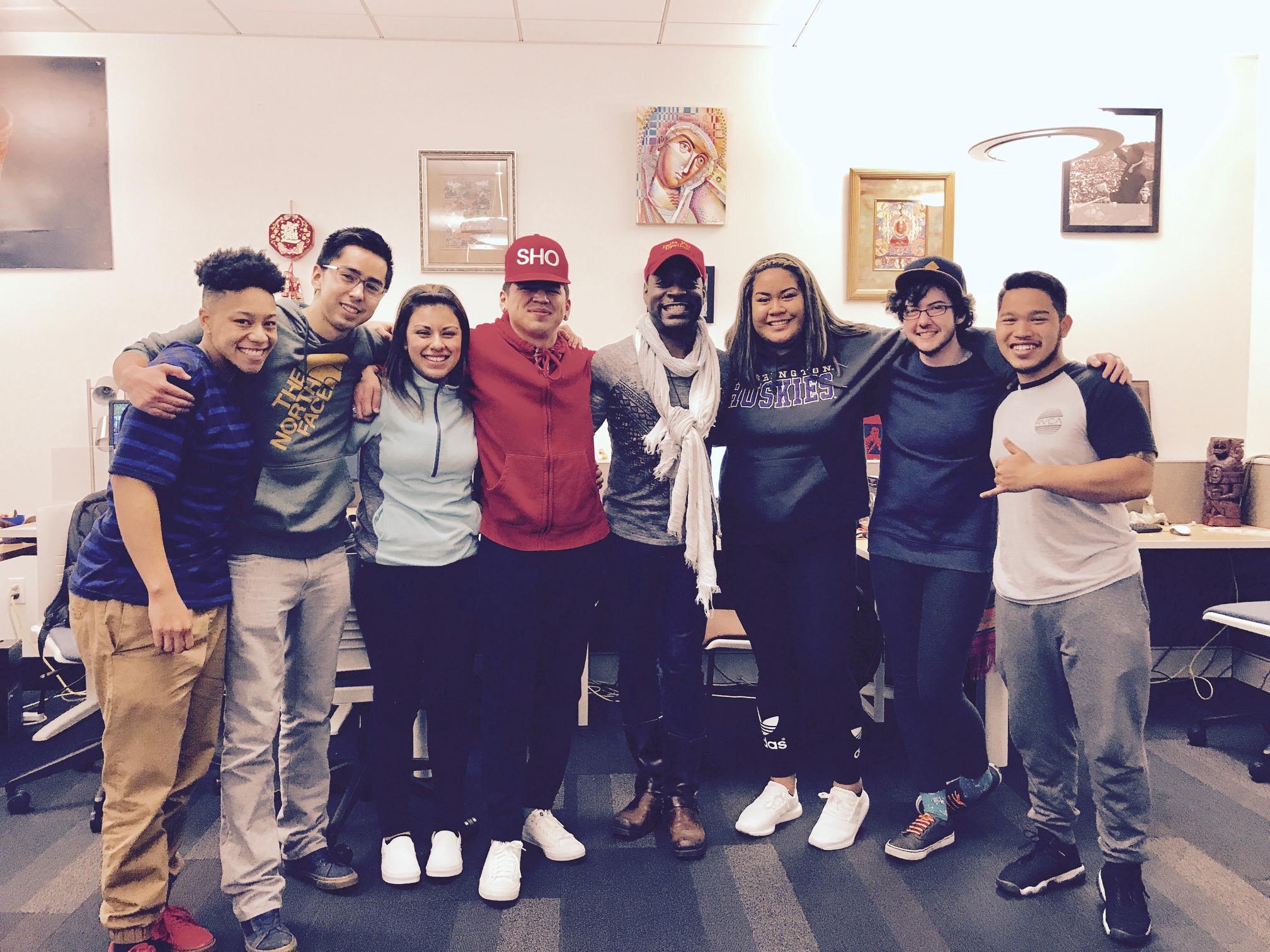 SPSCC IGNITE Program DEIC Students