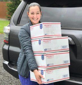 Sassy Seafood Teresa Reves Packages