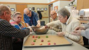 Senior Services of South Sound blog 2 Dancing with the STARS Momentia baking