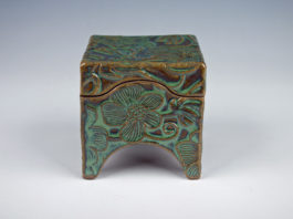 Shipwreck Beads Artisan Market Lauren Harmon pottery