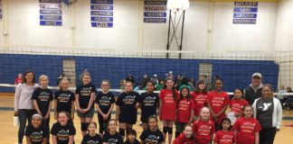 South Sound YMCA Youth Sports and Summer Camps Volleyball