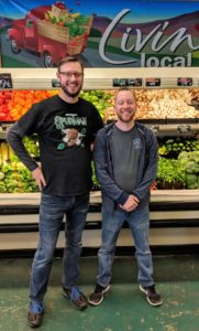 Spuds Produce Market Grant and Nate