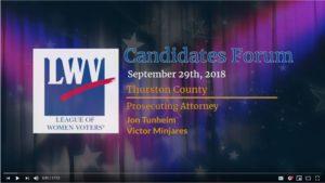 TCMedia 2018 Election Candidates Forum