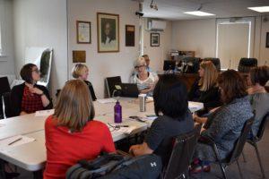 Thurston EDC WCWB-classes and coaching