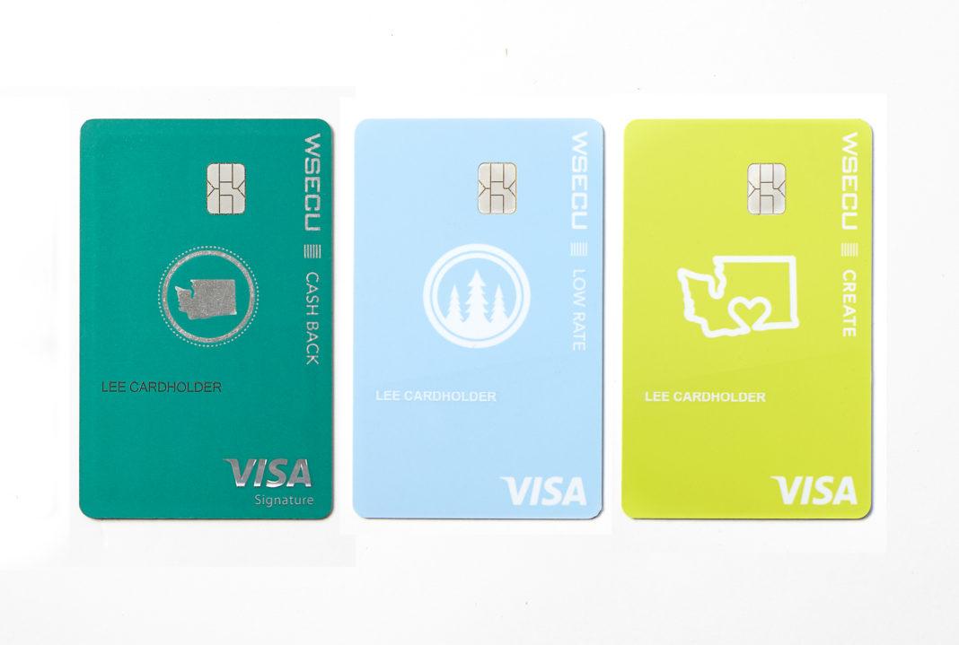 WSECU new Visa Credit