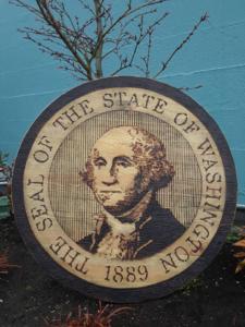 Washington Business Bank state seal