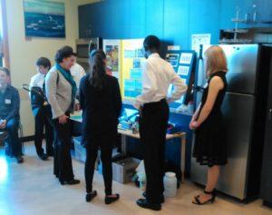 Washington State Science Standards Event science fair presentation