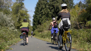Yelm Tenino Trail Biking