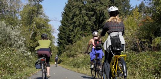 Yelm Tenino Trail Biking