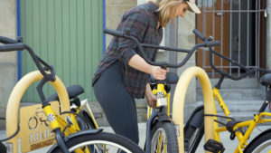 Yelm Tenino Trail Yellow Bike Project