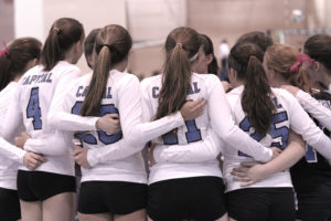 capital volleyball club