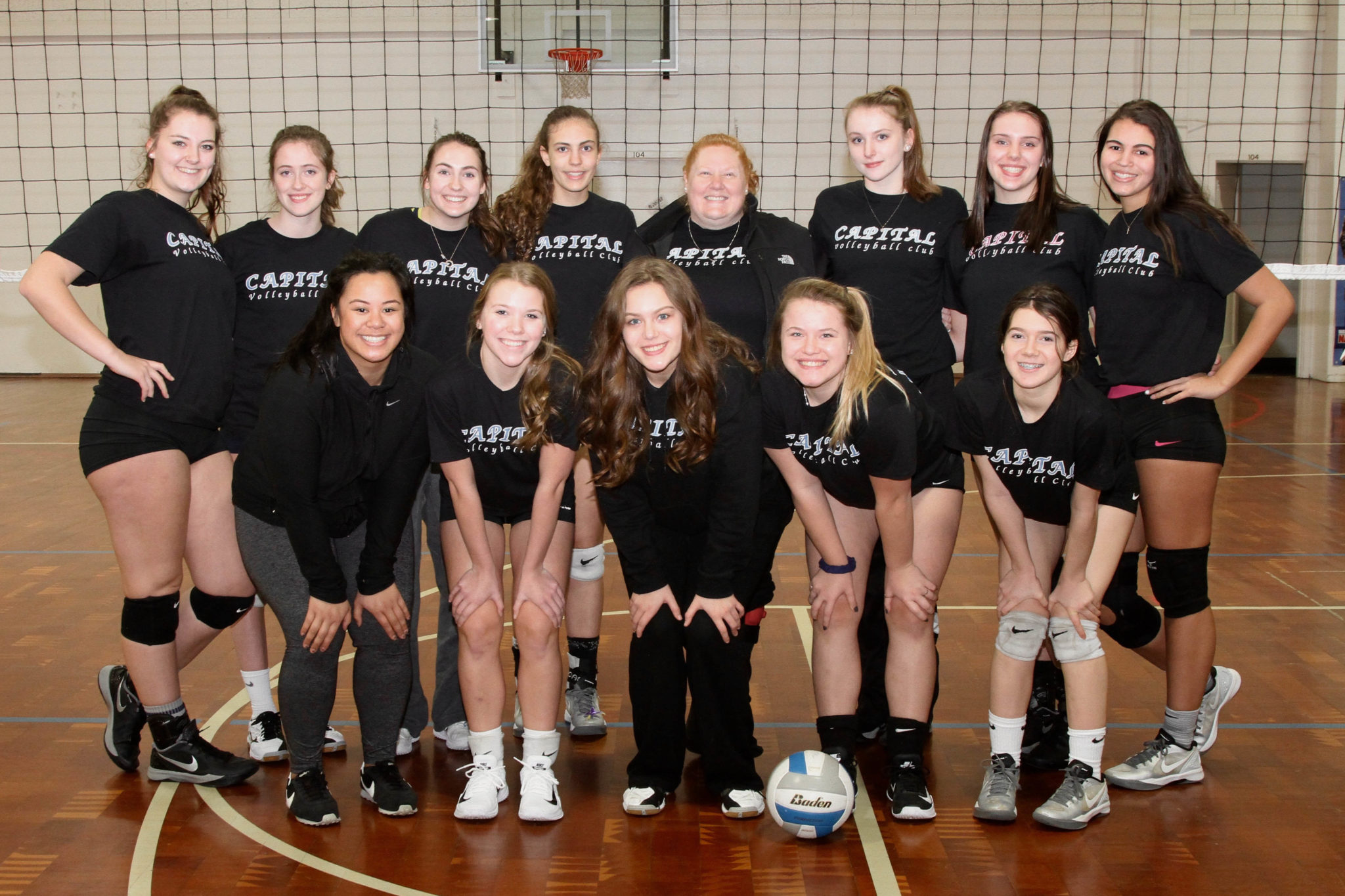 Capital Volleyball Club To Hold Tryouts For Upcoming Season Thurstontalk