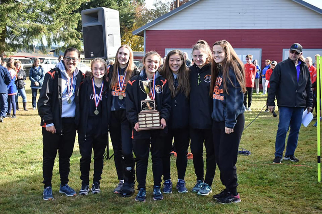 rainier girls cross country