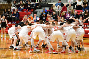 Saint Martin's Mens Basketball