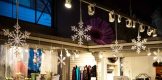 Belleza Ropa Holiday Shopping Twinklefest Olympia Downtown
