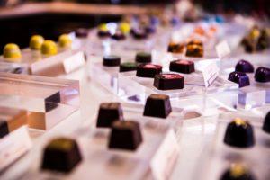 Bittersweet Chocolates Holiday Selections 24 Varieties