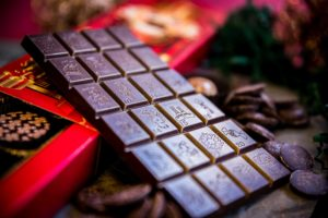 Bittersweet Chocolates Holiday Selections Advent Chocolate Bar
