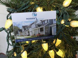 Boggs Home Inspection Christmas Lights magical holiday season