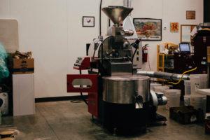 Covabrelli Coffee roasting machine