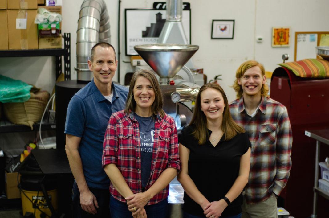 Covabrelli Coffee team picture