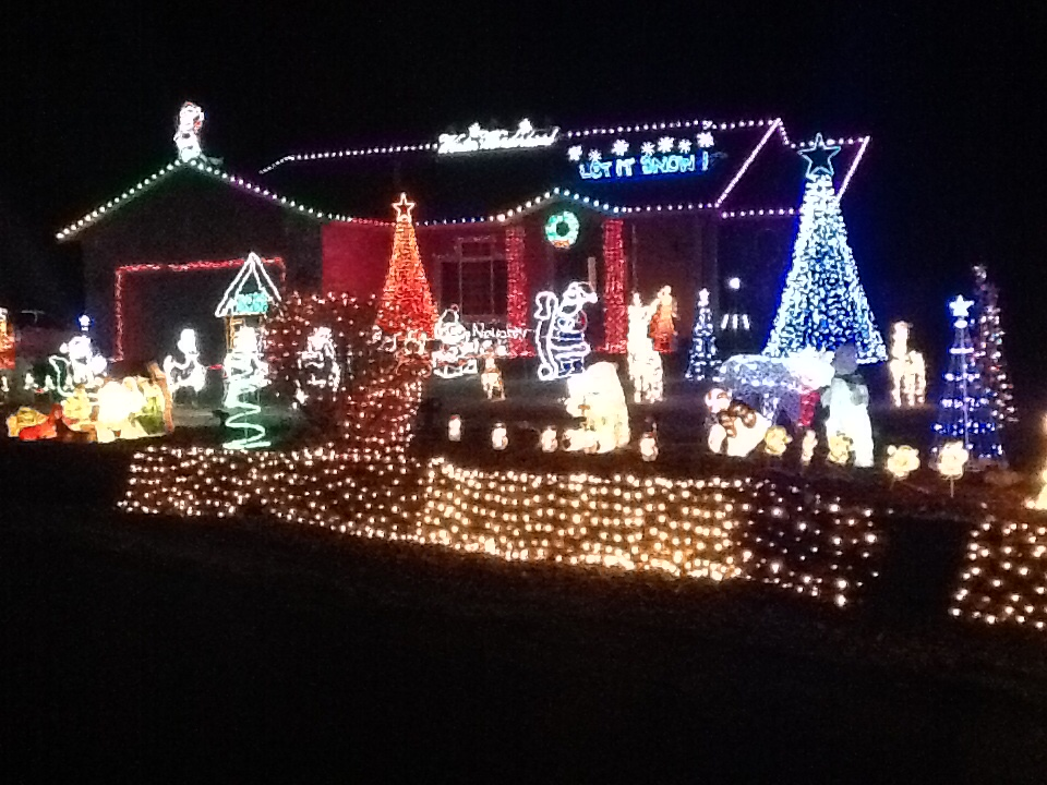 Christmas Lights To Music.Christmas Lights Music Thurstontalk