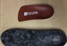 Foot and Ankle Surgical Associates Large and Small insert