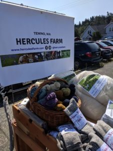 Hercules Farm Booth