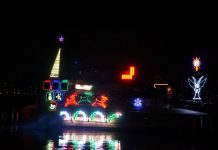 Lighted Ships 2014