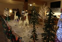 Little Creek Casino Resort winter Christmas escape