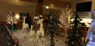 Little Creek Casino Resort winter Christmas escape