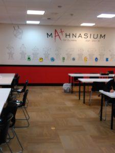 Mathnasium tutoring